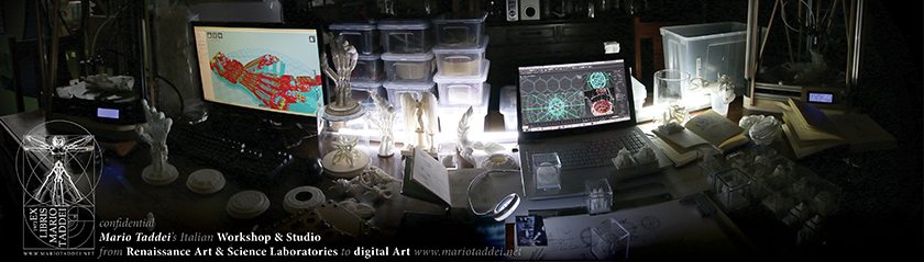 Mario Taddei's Italian Workshop & Studio - Panorama o