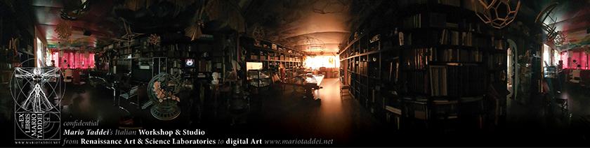 Mario Taddei's Italian Workshop & Studio - Panorama