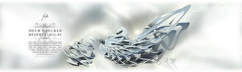 MechWreckedDeserts fondo - Mario Taddei - Neoart3 -NFTarts - 840