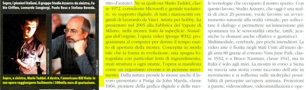 Neoart3 reviews - Gentleman 61 - Mario Taddei - Arte contemporanea - Contemporary art Zoom