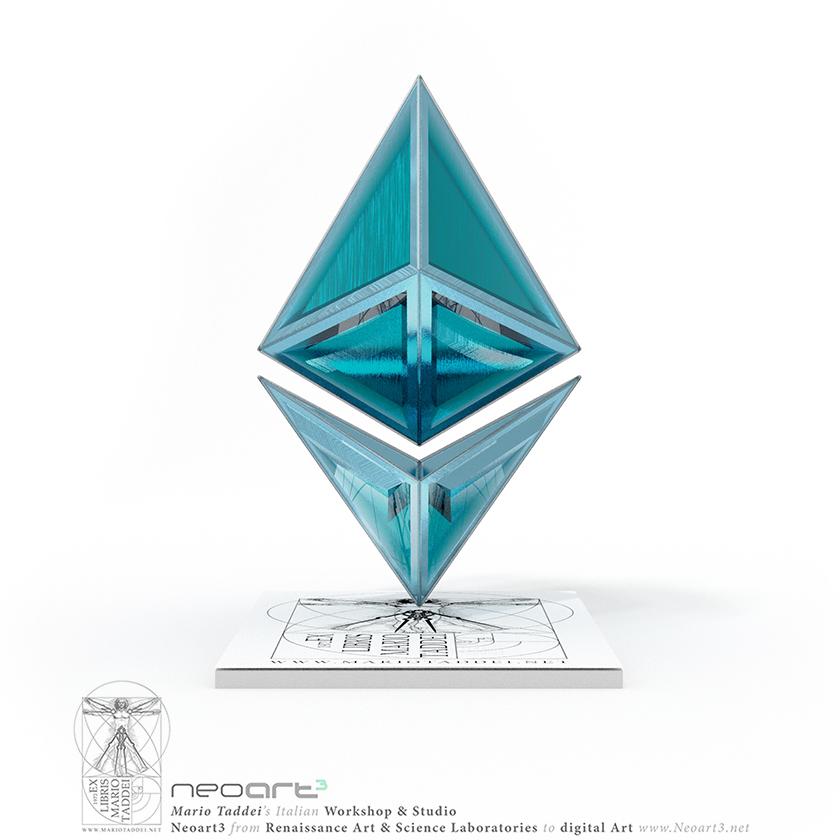 MONOLITH-ETHEREUM Alfa2 White Animated